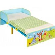 Nalle Puh barnsäng m madrass - Disney Nalle Puh barnmöbler 662588