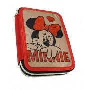 Disney Minnie tolltartó töltött 2 emeletes pöttyös