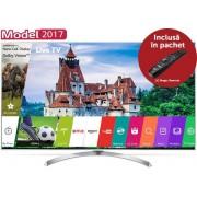 """Televizor Super UHD LG 125 cm (49"""") 49SJ810V, Ultra HD 4K, Smart TV, webOS 3.5, WiFi, CI"""