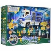 Giochi Preziosi Pinypon Action - Camion della Polizia con Personaggi