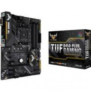 Asus Základní deska Asus TUF B450-Plus Gaming Socket AMD AM4 Tvarový faktor ATX Čipová sada základní desky AMD® B450