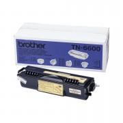Brother TN6600 Toner Svart - 6000 Sidor