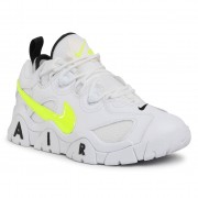 Pantofi NIKE - Air Barrage Low CN0060 100 White/Volt/Black