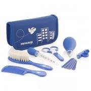 Set igiena pentru copii Miniland Baby Kit blue