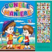 Carte cu sunete - Bunele maniere/***