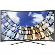 Televizor Samsung LED Smart TV Curbat UE49 M6302 124cm Full HD Black
