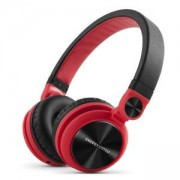 Слушалки Energy Sistem Headphones DJ2, червени, 42459