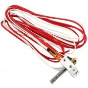 ER MK8 Extrusora Montada Profesional 1.75mm/0,4 Mm Boquilla Accesorio De Impresora 3D -Rojo