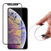 Capa Bolsa Flip + Película para Nokia Lumia 520