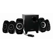 Sistem audio 5.1 Creative Inspire T6300 black