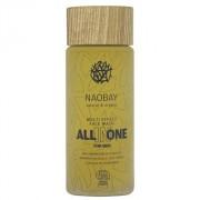 Naobay Gel limpiador facial Multi Effect All In One para Hombre