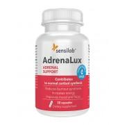 Sensilab Adrenalux in capsule aiuta a combattere lo stress e l'aumento del cortisolo per