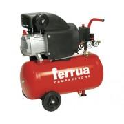 Compresor aer comprimat Ferrua RC2 24L 8 bari, cu ulei