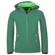 Trollkids - Kid's Trollfjord Jacket - Veste softshell taille 116, turquoise
