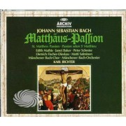 Video Delta Bach - St Matthew Passion/Richter Ax3 - CD