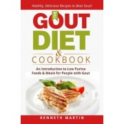 The Gout Diet & Cookbook: An Introduction to Low Purine Foods and Meals for People with Gout, Paperback