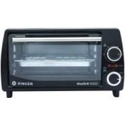 Singer 10-Litre MAXIGRILL 1000(SOT 100 MBT ) Oven Toaster Grill (OTG)(Black)