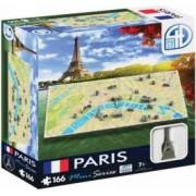 Mini Puzzle Paris 4D Cityscape