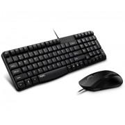KBD, Rapoo N1850, Desktop, Black