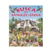 Vv.aa. Busca Los Animales De La Granja