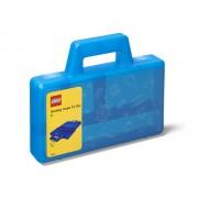 40870002 Cutie sortare LEGO albastra