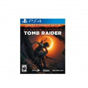Ps4 Juego Shadow Of The Tomb Raider Limited Steelbook Edition