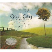 Video Delta Owl City - All Things Bright & Beautiful - CD