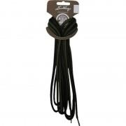 Lundhags Shoe Laces 150 CM Svart