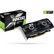 Placa video INNO3D nVidia GeForce GTX 1660 Ti GAMING OC X2 6GB GDDR6 192bit