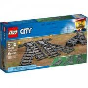 Конструктор Лего Сити Релси и стрелки, LEGO City, 60238
