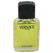 Versace L'homme Eau De Toilette Spray (Tester) 3.4 oz / 100 mL Fragrances 453483