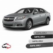 Friso Lateral Personalizado Chevrolet Malibu