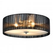 [lux.pro]® Moderní stropní svítidlo - design - Helena - černo-bílé (3 x E27)