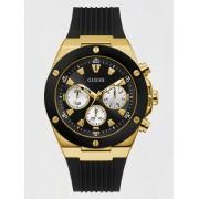 Guess Chronograaf Horloge - Zwart - Size: T/U