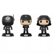 Pop! Vinyl Pack Exclusivo 3 Figuras Pop! Vinyl Artillero, Oficial y Soldado - Star Wars