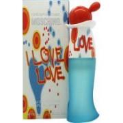 Moschino Cheap & Chic I Love Love Eau de Toilette 30ml Vaporizador