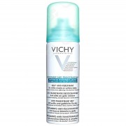 Vichy Desodorizante Antiperspirante em Aerossol Sem Marcas da 125 ml