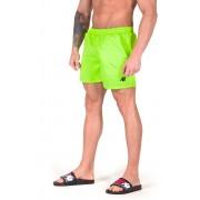 Gorilla Wear Miami Shorts - Neon Lime - S
