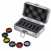 Otticatelescopio Set Filtri Colorati Per Celestron Slt 127 (Null)
