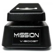 Mission Engineering V-Boost VB-BK Pedal guitarra eléctrica