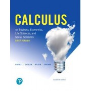 Calculus for Business, Economics, Life Sciences, and Social Sciences, Brief Version, and Mylab Math with Pearson Etext -- Title-Specific Access Card P