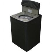 Glassiano Green Waterproof Dustproof Washing Machine Cover For Godrej WT Eon 650 PFH fully automatic 6.5 kg washing machine