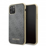Guess Ochranný kryt na iPhone 11 - Guess, 4G Cover Grey