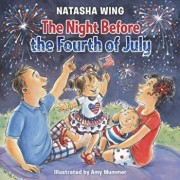 The Night Before the Fourth of July, Paperback/Natasha Wing