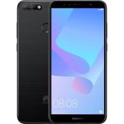 HUAWEI Y6 PRIME 2018 DUALSIM BLACK 5,7'' HD+/32GB/3GB RAM/13MPX+8MPX/ ANDROID 8 SP-Y6P18DSBOM