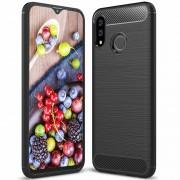 Husa silicon carbon Samsung Galaxy A30