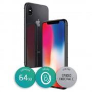 Apple Iphone X - 64gb - Grado B - Grigio Siderale