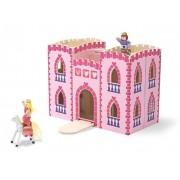 Melissa & Doug 3708 Fold and Go Princess Castle