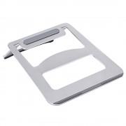 Draagbare Vouwen Aluminium Notebook Laptop Cooling Pad Holder asus Lenovo Samsung Apple MacBook Pro Air Besegad