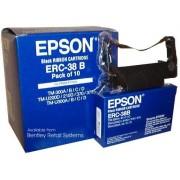 Лента Epson ERC-30 / ERC-34 / ERC-38, съвместима, черна
